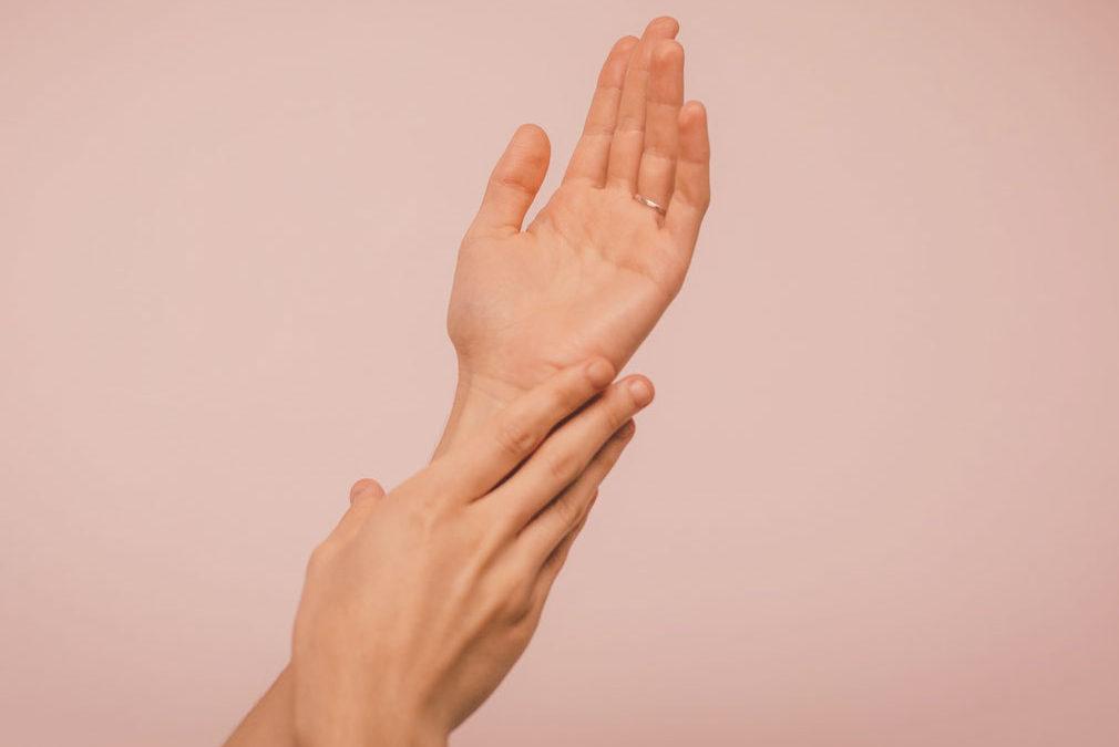 kéztő-alagút-szindróma várandósság után